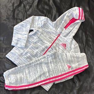 2 piece ADIDAS suit